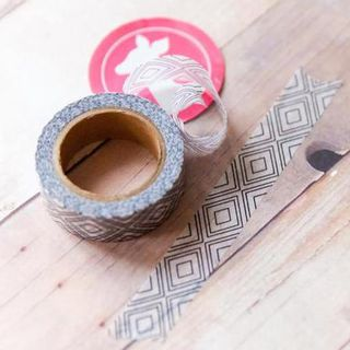 DIAMOND PATTERN WASHI