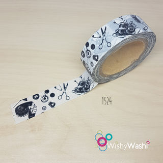 1524 - Sewing Washi Tape