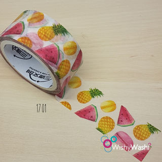 1701 -Watermelon and Pineapple