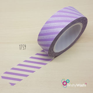 2052 - Purple Stripe