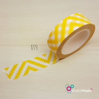 2100 - Yellow Chevron