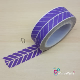 2123 Purple Chevron