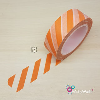 2036 - Orange Stripe
