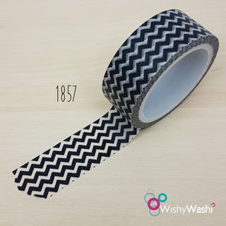 1857 - Black Chevron