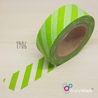 1906 - Green Stripe