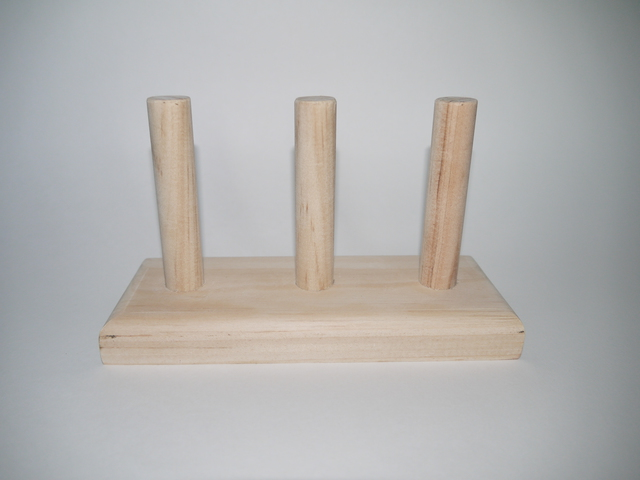 Raw Three Prong 15 Roll Holder