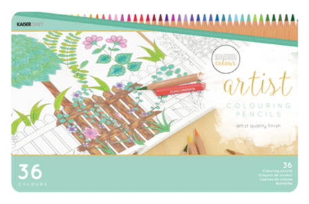 Kaisercraft Colouring Pencils 36