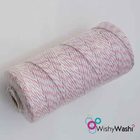 Light Pink Bakers Twine