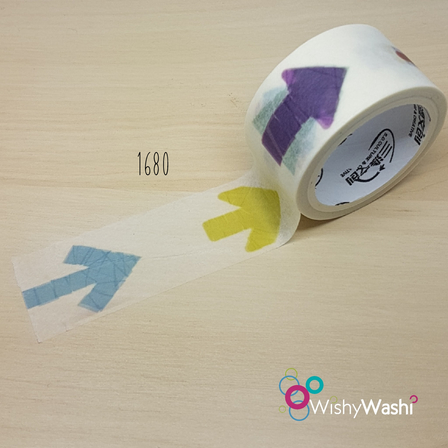 1680 - Arrow Washi Tape