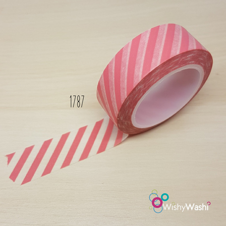 1787 - Salmon Stripe